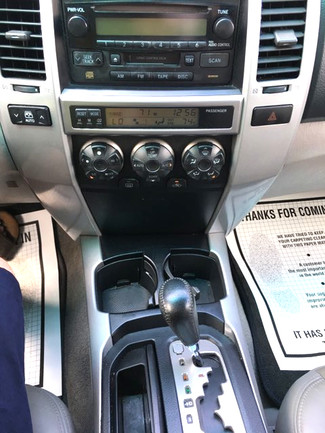 2004 Toyota-One Owner 4 Runner!! 4Runner-CARMARTSOUTH.COM SR5-BUY HERE PAY HERE!! Knoxville, Tennessee 9