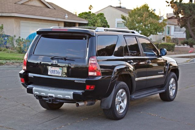 2004 Toyota 4RUNNER SR5 4WD AUTOMATIC SERVICE RECORDS ALLOY WHLS Woodland Hills, CA 6