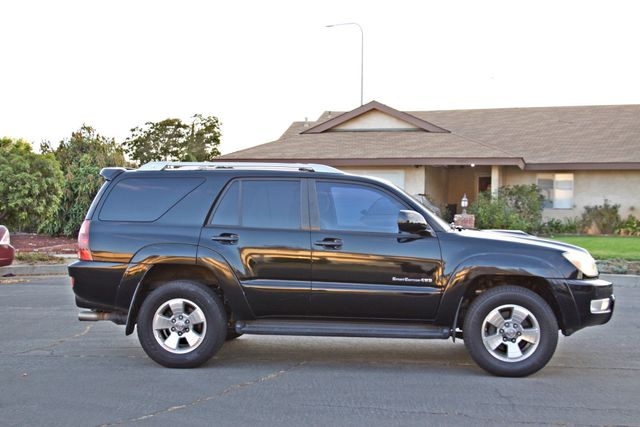 2004 Toyota 4RUNNER SR5 4WD AUTOMATIC SERVICE RECORDS ALLOY WHLS Woodland Hills, CA 7