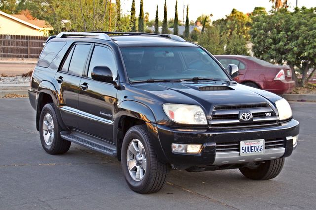 2004 Toyota 4RUNNER SR5 4WD AUTOMATIC SERVICE RECORDS ALLOY WHLS Woodland Hills, CA 8