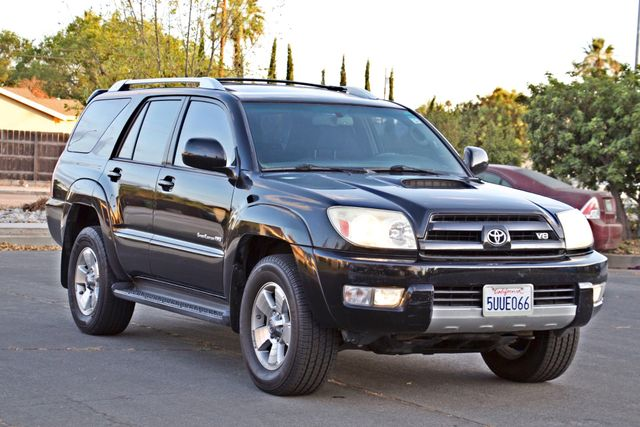 2004 Toyota 4RUNNER SR5 4WD AUTOMATIC SERVICE RECORDS ALLOY WHLS Woodland Hills, CA 29