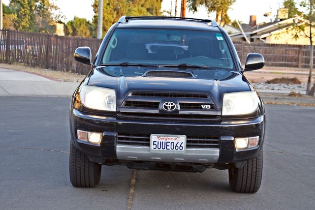 2004 Toyota 4RUNNER SR5 4WD AUTOMATIC SERVICE RECORDS ALLOY WHLS Woodland Hills, CA 9