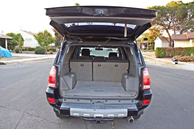 2004 Toyota 4RUNNER SR5 4WD AUTOMATIC SERVICE RECORDS ALLOY WHLS Woodland Hills, CA 26