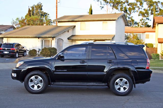 2004 Toyota 4RUNNER SR5 4WD AUTOMATIC SERVICE RECORDS ALLOY WHLS Woodland Hills, CA 3