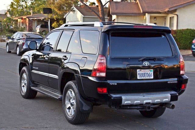 2004 Toyota 4RUNNER SR5 4WD AUTOMATIC SERVICE RECORDS ALLOY WHLS Woodland Hills, CA 4