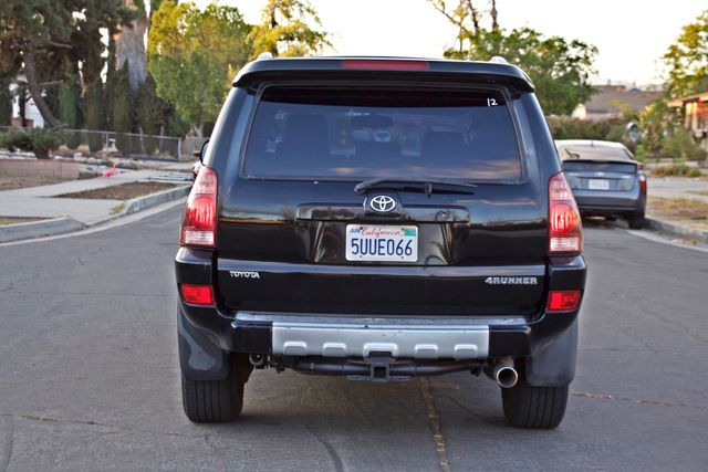 2004 Toyota 4RUNNER SR5 4WD AUTOMATIC SERVICE RECORDS ALLOY WHLS Woodland Hills, CA 5