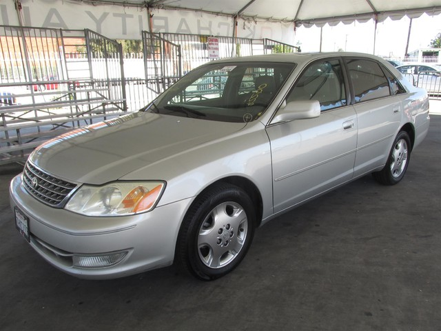 2004 Toyota Avalon XLS Please call or e-mail to check availability All of our vehicles are avai