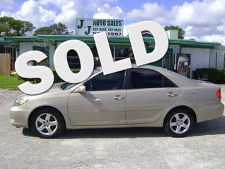 2004 Toyota Camry in Fort Pierce, FL
