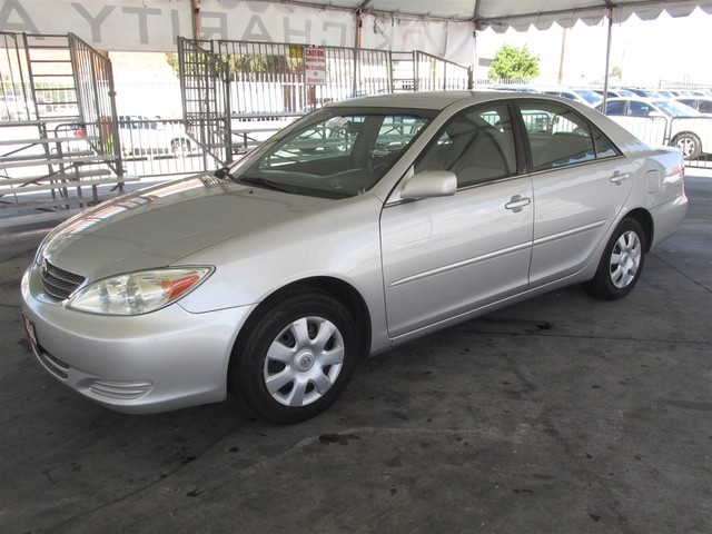 2004 Toyota Camry LE Please call or e-mail to check availability All of our vehicles are availa
