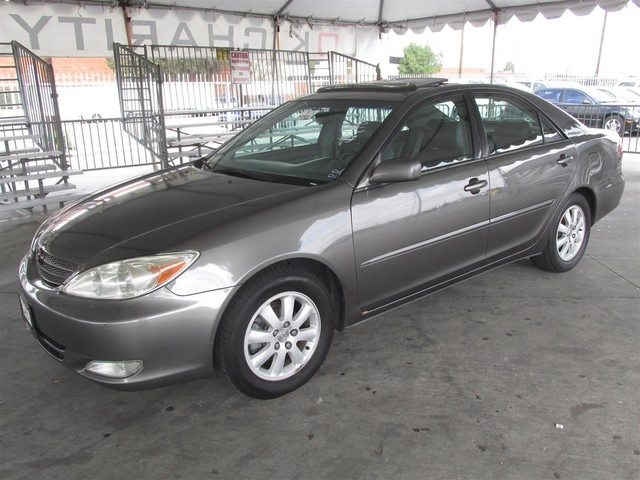 2004 Toyota Camry XLE Please call or e-mail to check availability All of our vehicles are avail