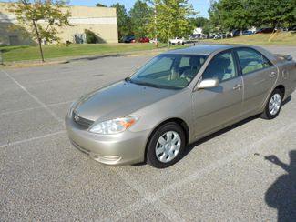 2004 Toyota Camry LE Memphis, Tennessee 10