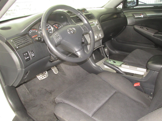 2004 Toyota Camry Solara SE Gardena, California 4