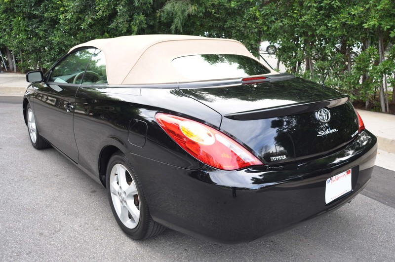 2004 toyota camry solara sle convertible city california. Black Bedroom Furniture Sets. Home Design Ideas