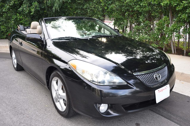 2004 toyota camry solara sle convertible los angeles. Black Bedroom Furniture Sets. Home Design Ideas
