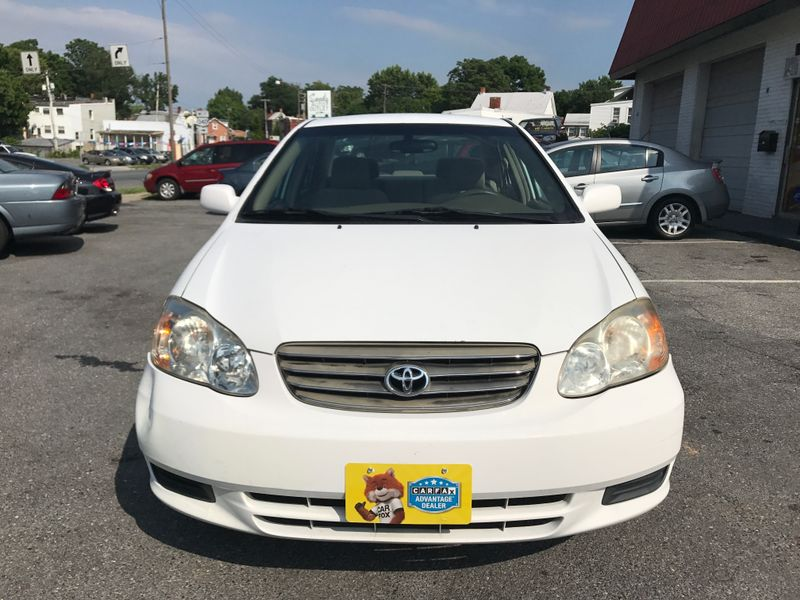 2004 Toyota Corolla LE  in Frederick, Maryland