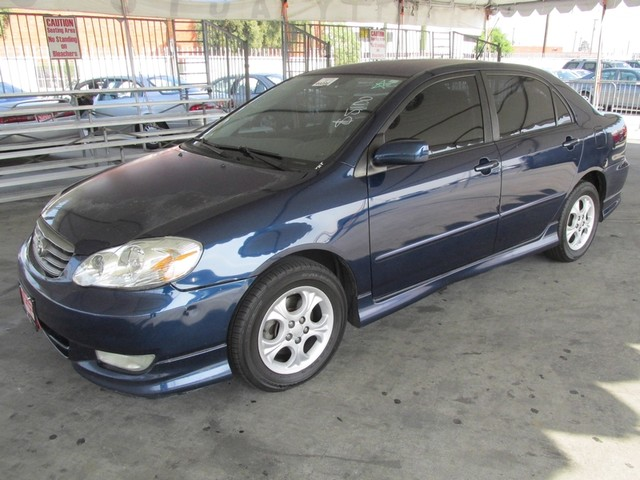 2004 Toyota Corolla S Please call or e-mail to check availability All of our vehicles are avail