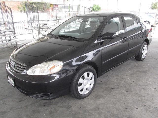 2004 Toyota Corolla CE Please call or e-mail to check availability All of our vehicles are avai