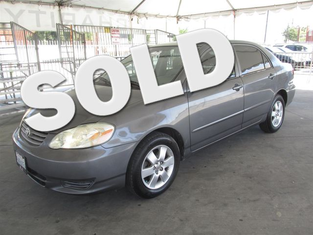 2004 Toyota Corolla LE Please call or e-mail to check availability All of our vehicles are avai