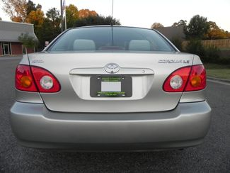 2004 Toyota Corolla LE Martinez, Georgia 6