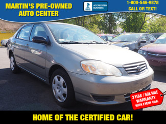 2004 Toyota Corolla in Whitman Massachusetts