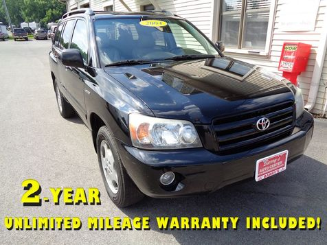 2004 Toyota Highlander Limited in Brockport