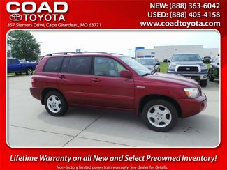 2004 Toyota Highlander Limited Cape Girardeau, Missouri