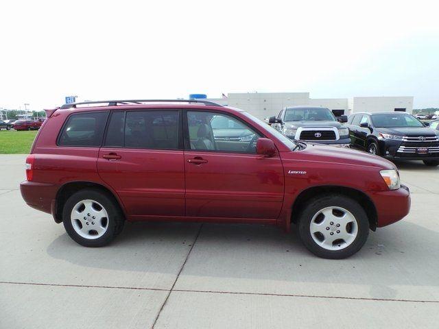 2004 Toyota Highlander Limited Cape Girardeau, Missouri 1