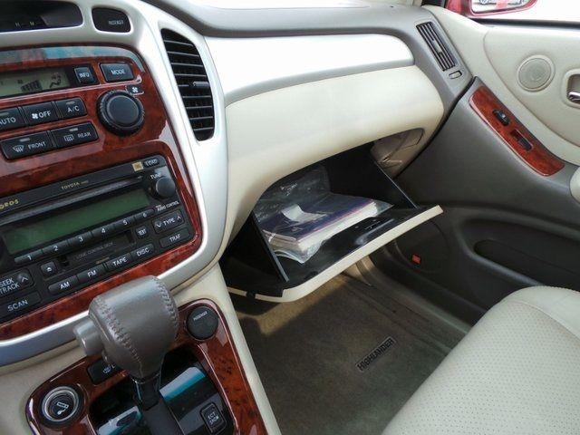 2004 Toyota Highlander Limited Cape Girardeau, Missouri 15