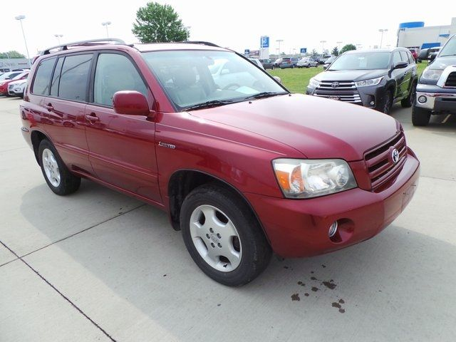 2004 Toyota Highlander Limited Cape Girardeau, Missouri 2
