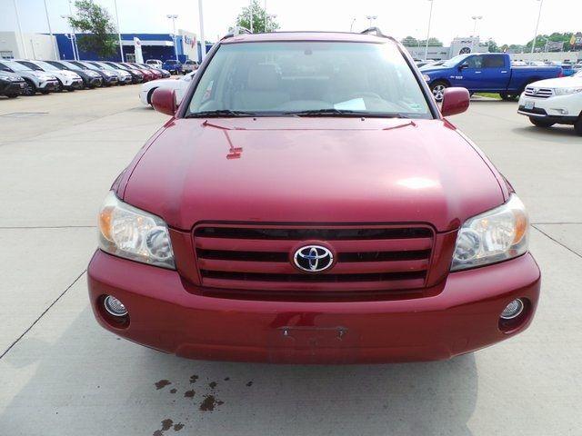 2004 Toyota Highlander Limited Cape Girardeau, Missouri 3