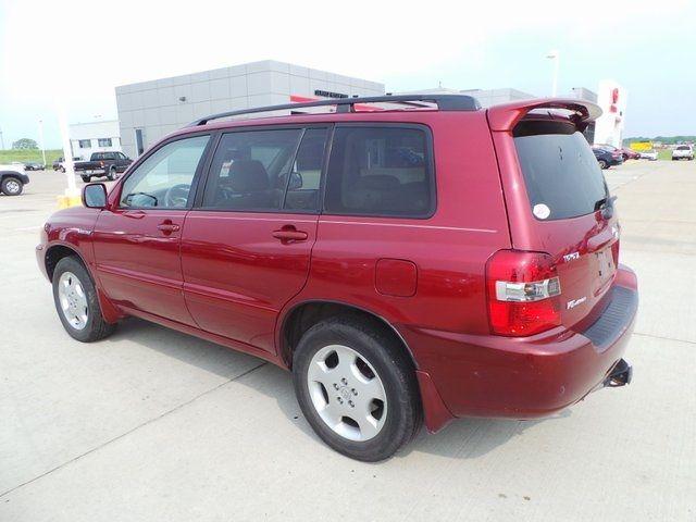 2004 Toyota Highlander Limited Cape Girardeau, Missouri 6