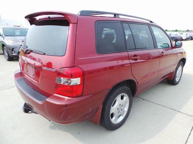 2004 Toyota Highlander Limited Cape Girardeau, Missouri 7