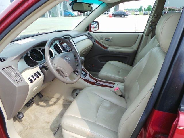 2004 Toyota Highlander Limited Cape Girardeau, Missouri 8