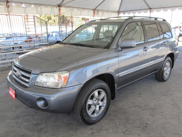 2004 Toyota Highlander Please call or e-mail to check availability All of our vehicles are avail
