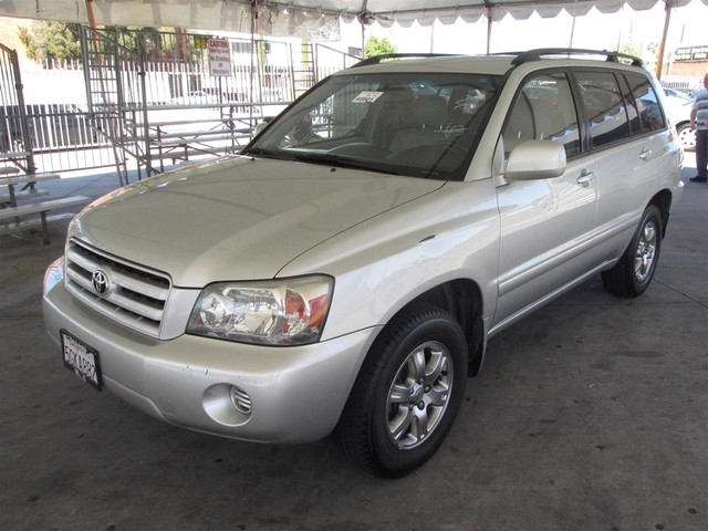 2004 Toyota Highlander Please call or e-mail to check availability All of our vehicles are avai