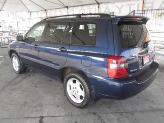 2004 Toyota Highlander Limited Gardena, California 1