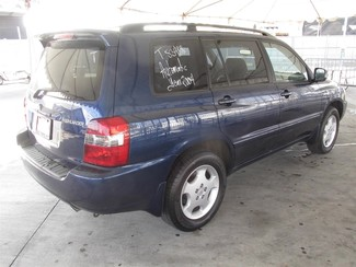 2004 Toyota Highlander Limited Gardena, California 2