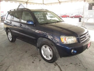 2004 Toyota Highlander Limited Gardena, California 3