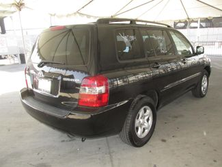2004 Toyota Highlander Gardena, California 2