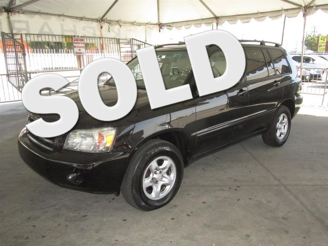 2004 Toyota Highlander This particular Vehicles true mileage is unknown TMU Please call or e-m