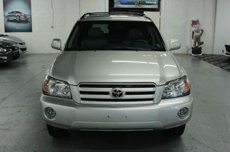 2004 Toyota Highlander Limited Navi 4WD Kensington, Maryland 7