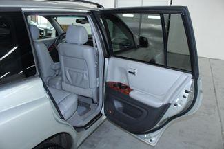 2004 Toyota Highlander Limited Navi 4WD Kensington, Maryland 49