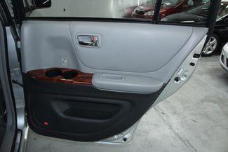 2004 Toyota Highlander Limited Navi 4WD Kensington, Maryland 50