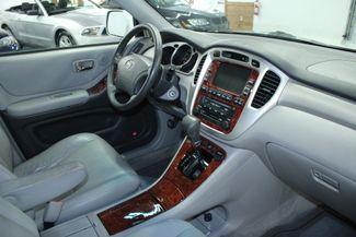 2004 Toyota Highlander Limited Navi 4WD Kensington, Maryland 82