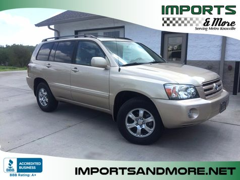 2004 Toyota Highlander V6 4WD w/ 3rd Row in Lenoir City, TN