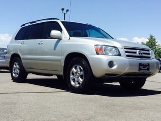 2004 Toyota Highlander V6 2WD with 3rd-Row Seat LINDON, UT