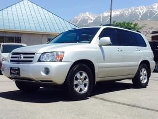 2004 Toyota Highlander V6 2WD with 3rd-Row Seat LINDON, UT 4