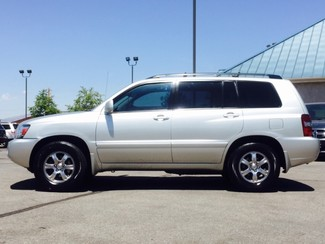 2004 Toyota Highlander V6 2WD with 3rd-Row Seat LINDON, UT 5
