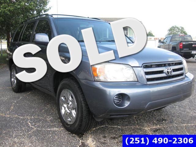 2004 Toyota Highlander  | LOXLEY, AL | Downey Wallace Auto Sales in LOXLEY AL