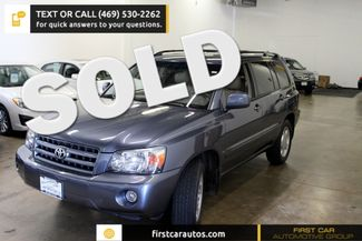 2004 Toyota Highlander leather, 3rd row | Plano, TX | First Car Automotive Group in Plano, Dallas, Allen, McKinney TX